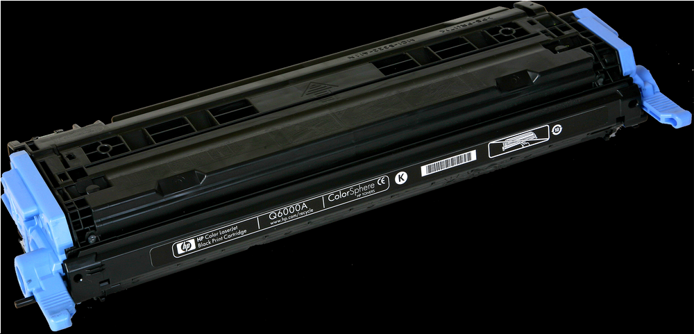 Toner-fuer-HP-Q6000A-black-Color-Laserjet-1600